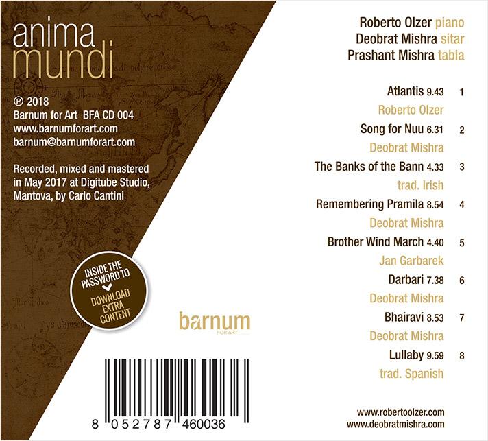 Barnum | Anima Mundi